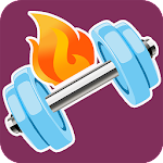 Burn fat workouts - HIIT training program 5.3
