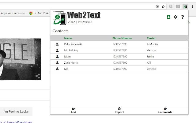 Web2Text