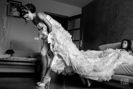 Wedding photographer Chomi Delgado (chomidelgado). Photo of 10.11.2017