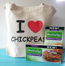 Photo: MorningStar Chickpea Gift Pack giveaway today!!!  http://www.peanutbutterandpeppers.com/2013/05/08/creamy-tzatziki-sauce-giveaway/  #MorningStar   #chickpea   #giveaway   #giftcard