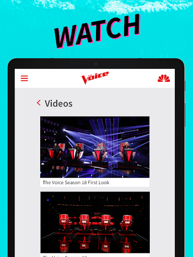 The Voice Official App on NBC screenshot 10