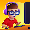 Idle Streamer tycoon - Tuber game icon