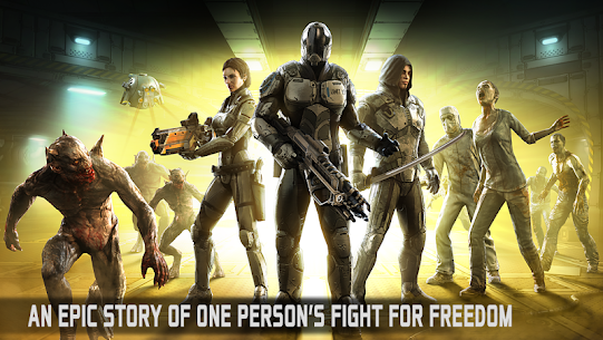 Dead Effect 2 Mod 171218.0004 Apk [Unlimited Ammo] 1