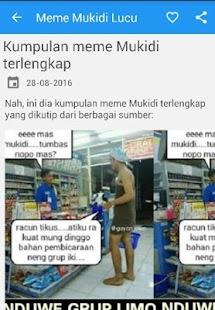Gambar Meme Mukidi - náhled
