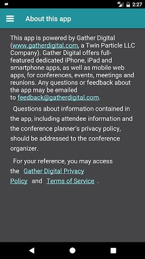 TPA Supply Chain Conference  screenshots 4