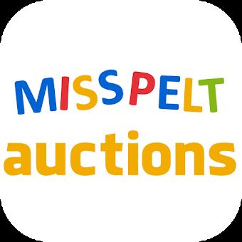 Misspelled Auctions for eBay