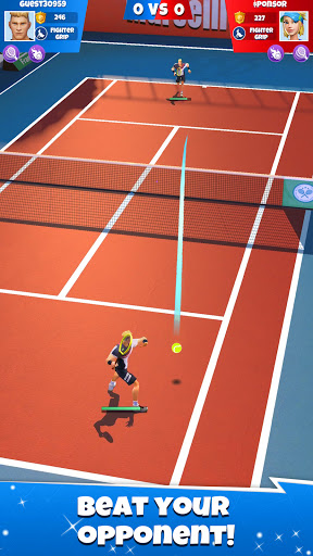 Tennis GO : World Tour 3D 0.5.1 screenshots 3
