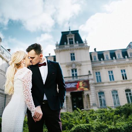 Wedding photographer Nazar Roschuk (nazarroshchuk). Photo of 04.01.2018