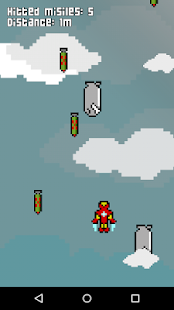 Iron Men - Turbulent Flight screenshot