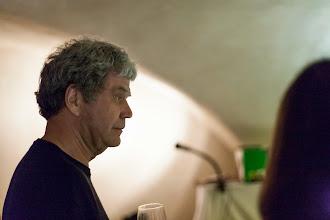 Photo: Dieter Ennemoser, der Held des Abends. Foto:©Julian Raggl