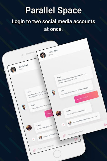 Download Parallel Space-Multi Account:Dual Space,Clone Apps Google