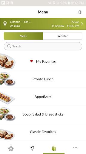 Olive Garden Italian Kitchen screenshots 5