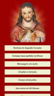 App Sagrado Coração de Jesus - náhled