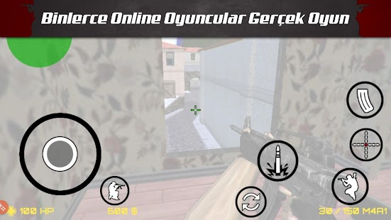 Counter War: Sniper Attack 3D - náhled