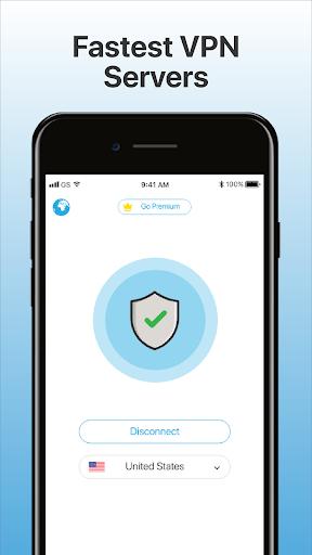 TapVPN Free VPN 2.0.19 screenshots 1