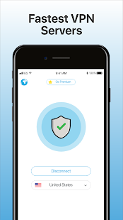 TapVPN Free VPN Screenshot