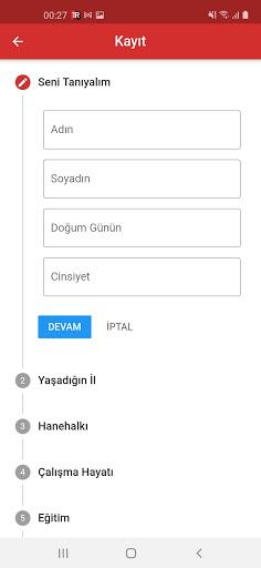 Türkiye Raporu screenshot 7