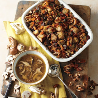 Dried Fruit and Toasted Nut Stuffing