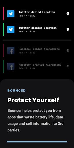 bouncer - temporary app permissions screenshot 3