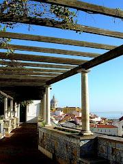 Visiter Miradouro de Santa Luzia