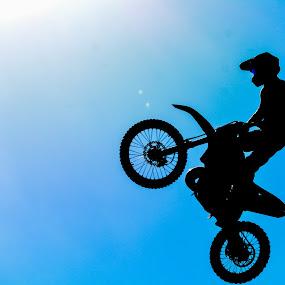 in the sky by Francky Audouard - Sports & Fitness Motorsports (  )