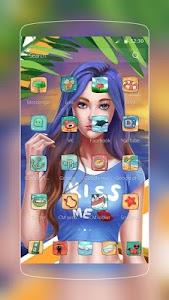 Beach Girl screenshot 1