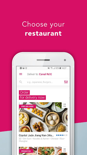 foodpanda - Local Food & Grocery Delivery 20.17.0 Screenshots 1
