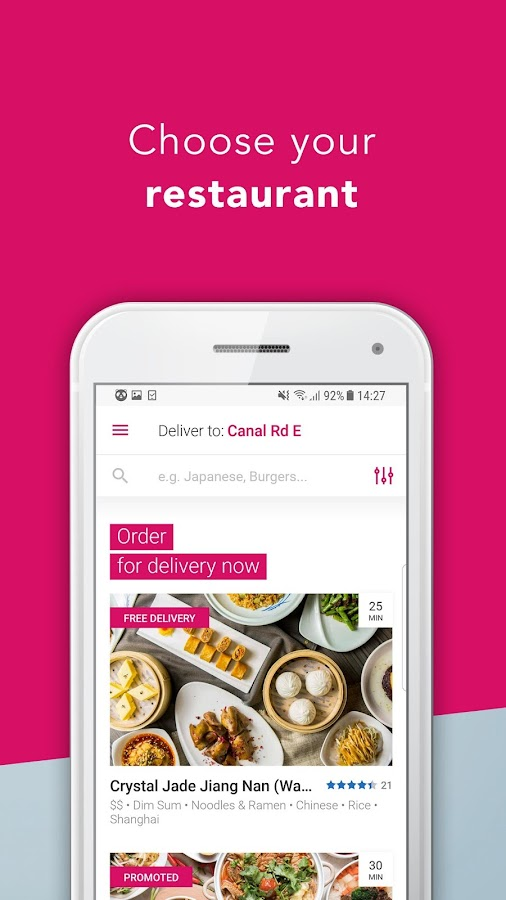 foodpanda - Local Food Delivery- screenshot