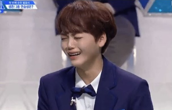 song hyeongjun crying2