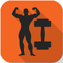 Muscle Gain Building Workout icon