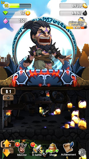 clash of dungeon