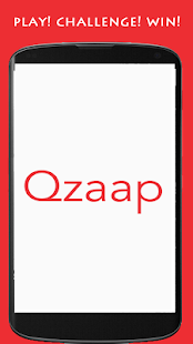 Qzaap - Play! Challenge! Win!- screenshot thumbnail