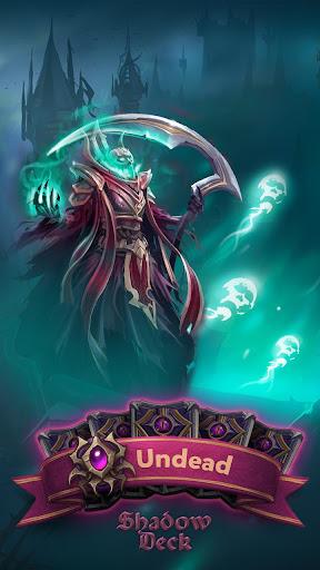 Shadow Deck: Magic Heroes Card CCG fond d'écran 2