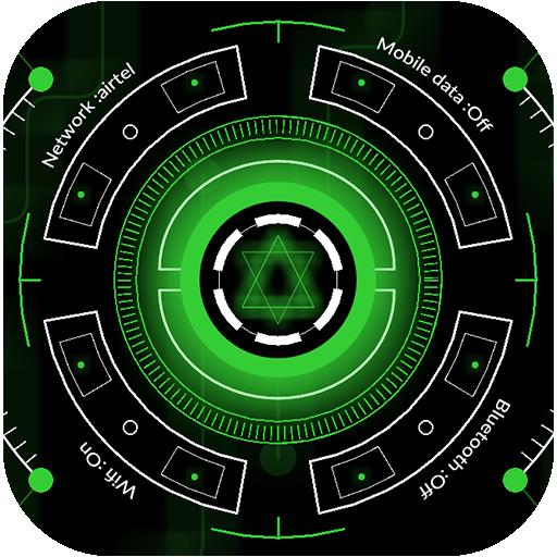 Circuit Launcher 2 - Next Generation UI, Theme