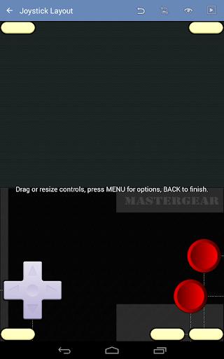 MasterGear - MasterSystem & GameGear Emulator 4.6.9 screenshots 21