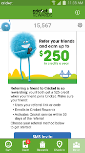 Cricket Rewards- screenshot thumbnail