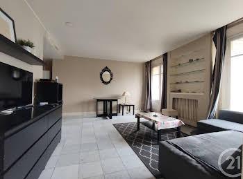 Appartement meublé 2 pièces 50,13 m2
