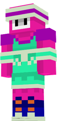 Hi, I'm might the hylian, I bring you the newest skin of the newbie fall guy that I have sincerely made, I did not do this before the fall guys but there are many ago that late or early I had to do it but I hope you like it and bye