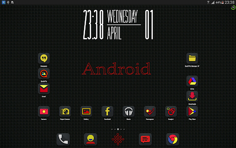 Factor-L Icon Pack v1.0