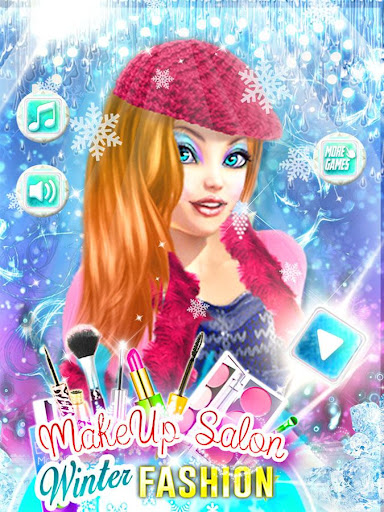 MakeUp Salon - Winter Fashion