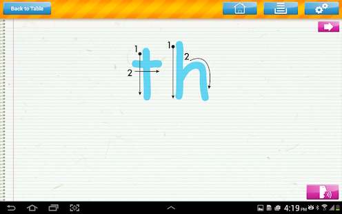 Pihana Letter Combinations- screenshot thumbnail