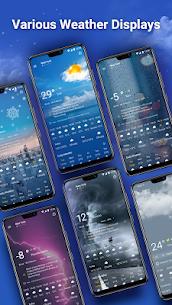الطقس – تنبيهات الطقس المحلية والرادار 5