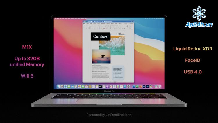 Cấu hình mong ước của người dùng trên MacBook Pro M1 2021