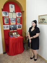 Photo: отдельная часть экспозиции рассказывает о великом князе Михаиле Тверском