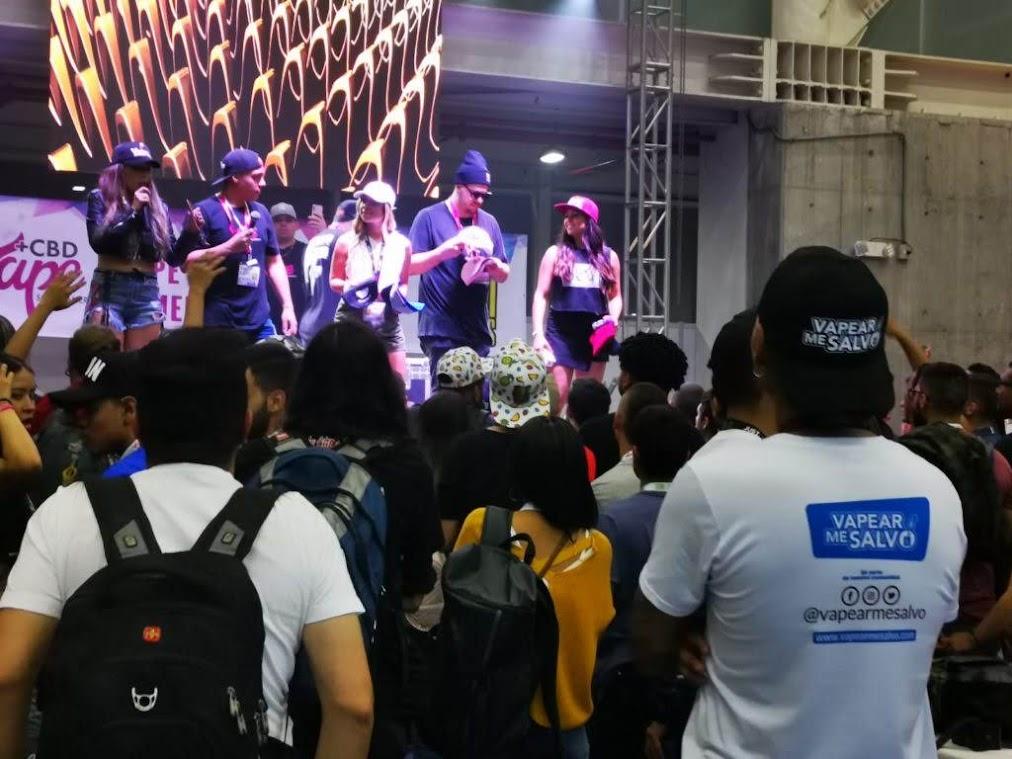 Vape South América Expo Medellín 2020