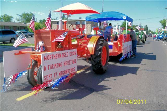 Ashland 4th of July Parade July 4, 2011