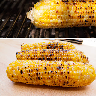Grilled Corn Fregola