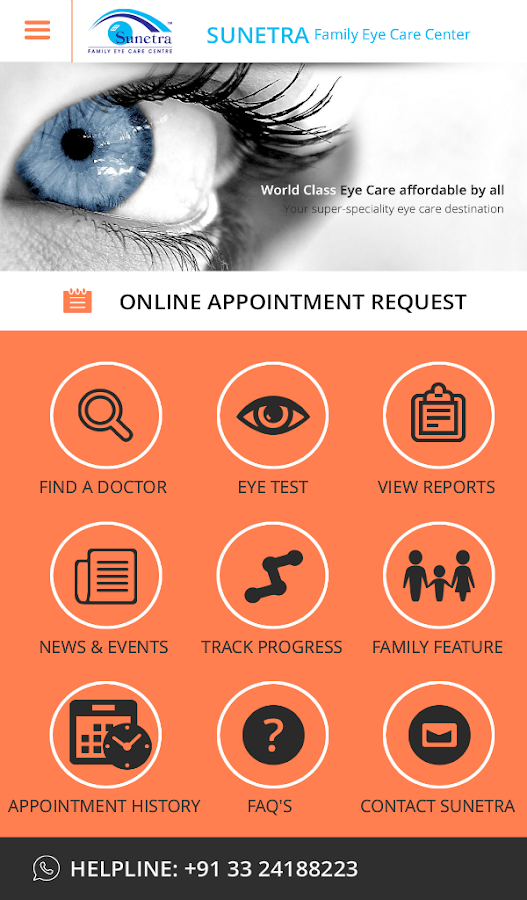 Sunetra Family Eye Care Centre- screenshot
