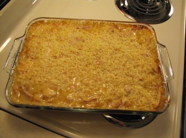 Robert's Chicken And Rice Casserole Recipe