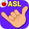 ASL American Sign Language icon